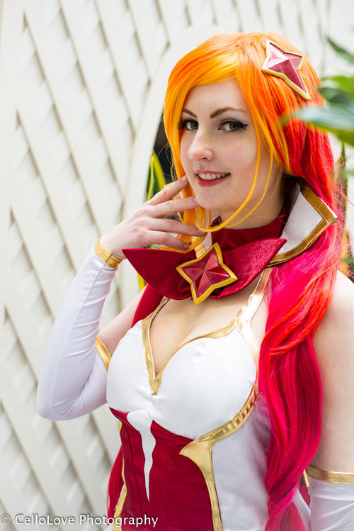 Max Melancholy's Star Guardian Miss Fortune Cosplay