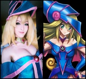 Top Cosplayers daberrybestcosplays
