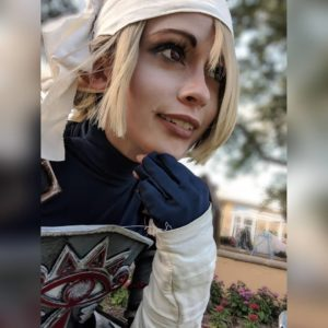 Top cosplayer Collossalsmidgen