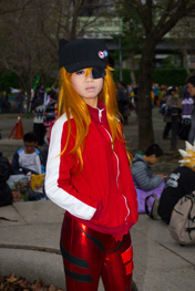Easy Cosplay Idea of Asuka Langley Soryu from Wikimedia Commons
