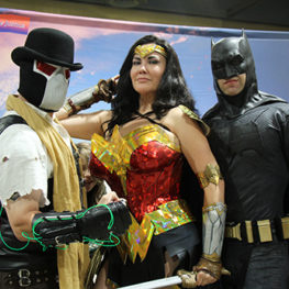 @wonderwomanisreal and @batcaveproductions